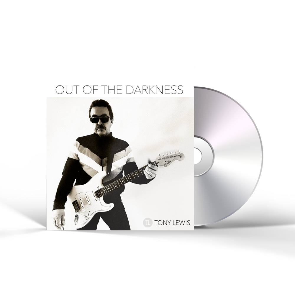 Tony Lewis - Out of the Darkness CD