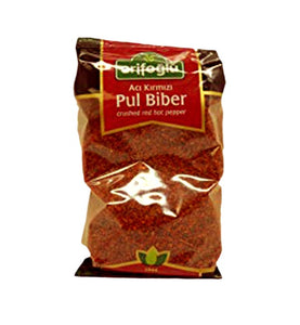 Pepper | Hot Chilli Flakes | Arifoglu - 200g Aci pul biber