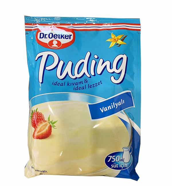 Dessert | Powdered Vanilla Pudding | Dr.Oetker - 125g