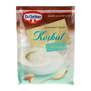 Keskul - Powdered Milk & Almond Pudding - Dr. Oetker - 139g