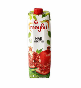 Juice | Pomegranate Fruit Nectar | Meysu - 1l  Nar Nektari