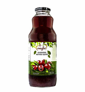 Juice | Rosehip Fruit Juice - Glass Bottle | Meysu - 1l  Kusburnu Suyu - Cam Sise  Meyve Suyu