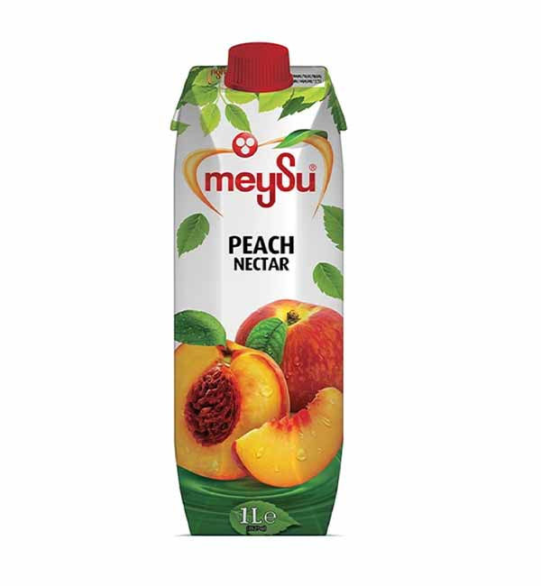 Juice | Peach Fruit Nectar | Meysu - 1l