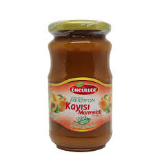 Apricot Marmalade - Kayisi Marmelati - ONCULLER 430gr