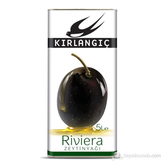 Oil | Olive Oil - Natural Pure | Kirlangic - 5l
