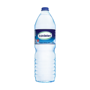 Water | Natural Mineral Water - Ph 8.30 | Kardelen - 6 x 1.5lt