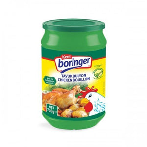 Chicken Bullion Powder - Tavuk Bulyon Toz - 750g - Kent Boringer