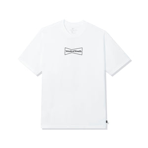 WASTED YOUTH x Nike SB LOGO TEE - WHITE