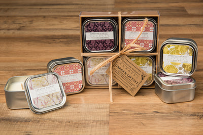 Garden Gift Set - Creative Energy Candles