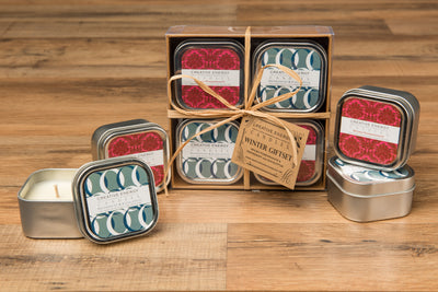 Winter Gift Set - Creative Energy Candles
