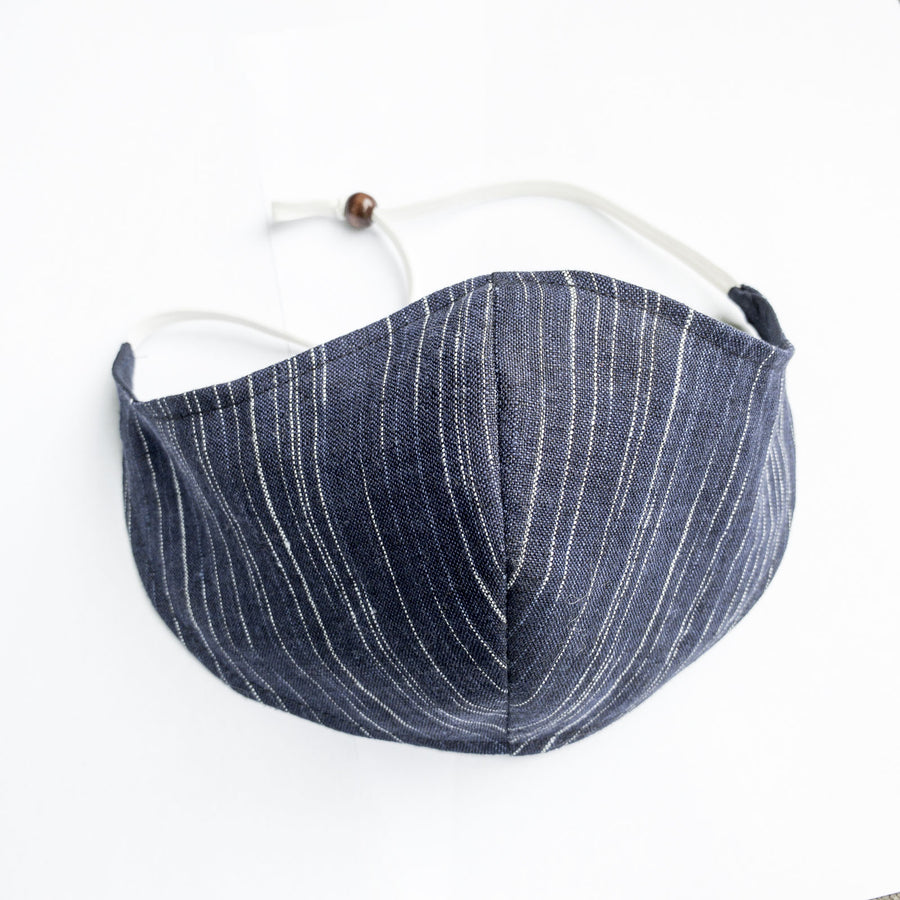 Filter Pocket Mask | Stripes + Plaids