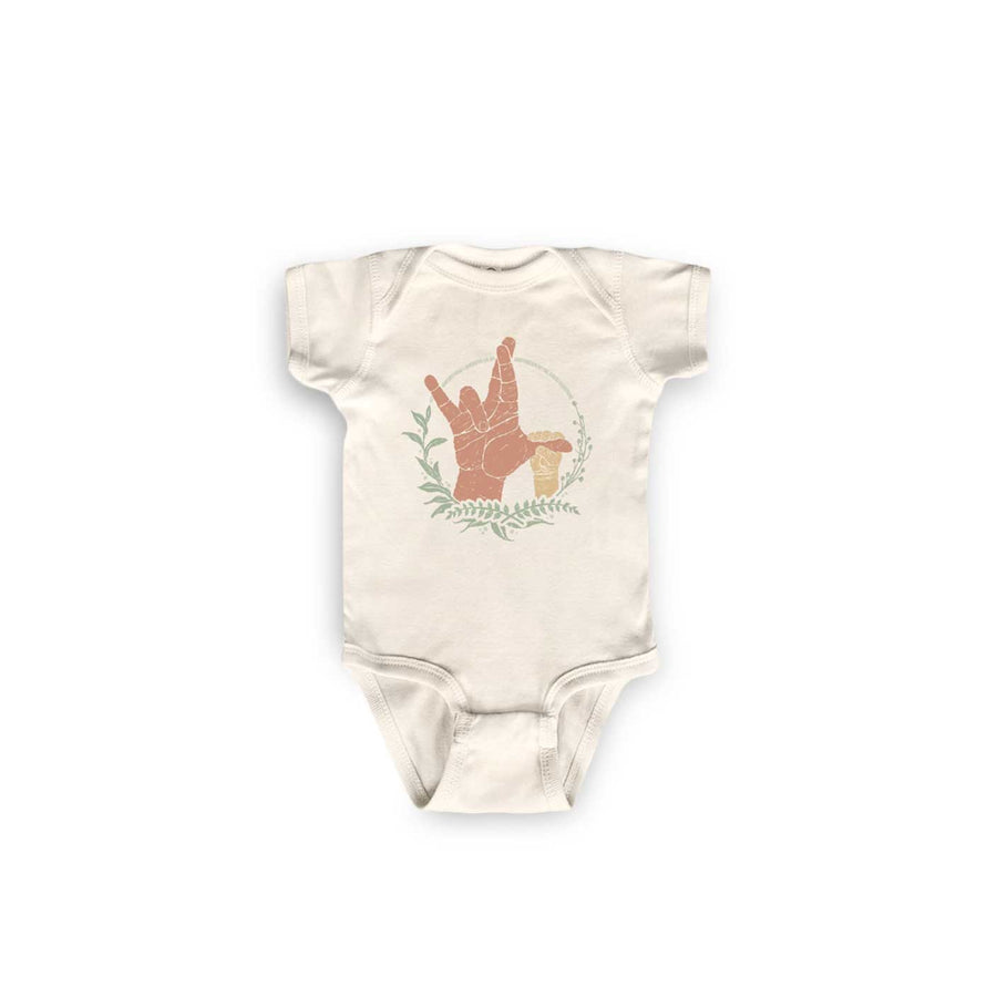 Finer & Dandy ASL Bodysuit