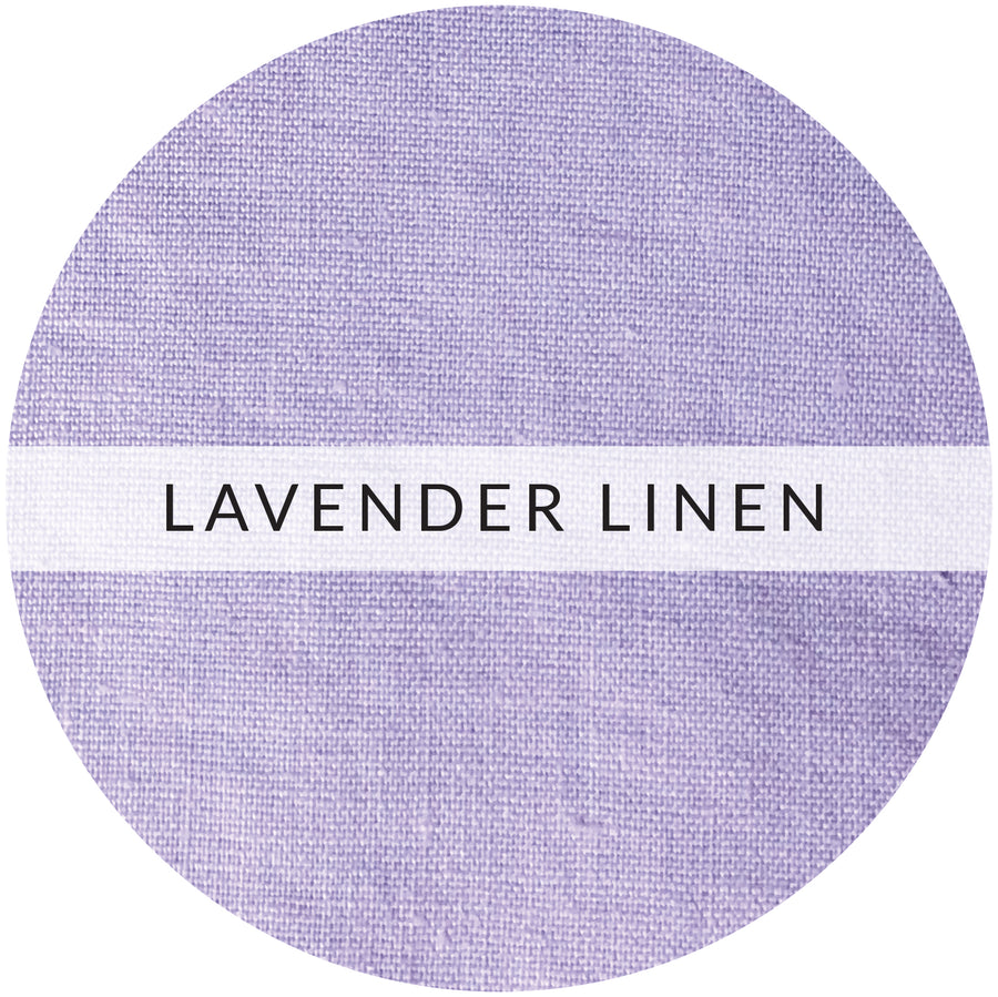 Adjustable Earloop Mask | Lavender Linen