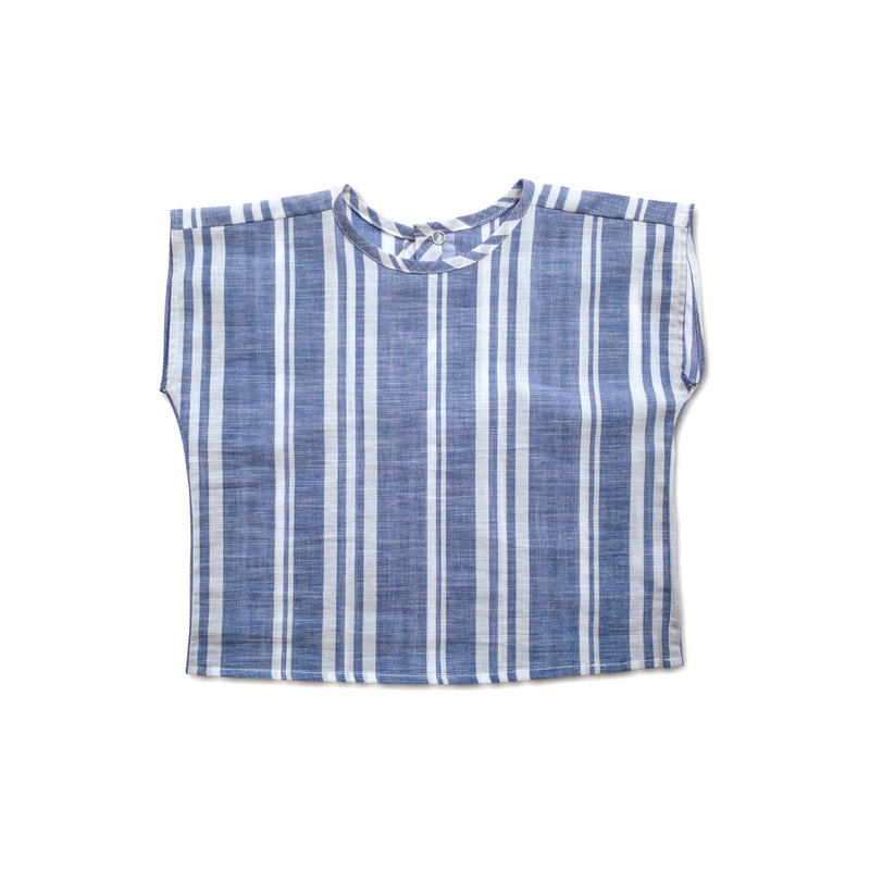 Montauk Stripe Top