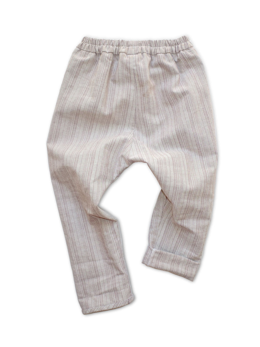 Neutral Stripe Pants