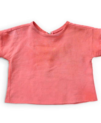 SALE Eventide Orange Top