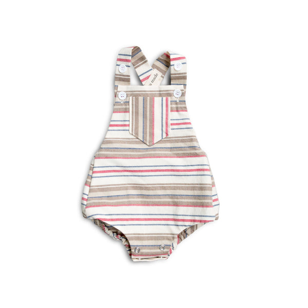 Patriotic Stripe Sunsuit