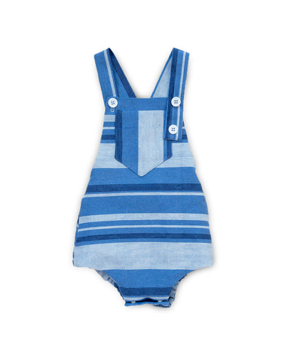 Tidal Stripe Sunsuit