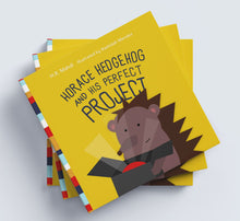 "Load image into Gallery viewer, Jannah's Meadow ""Horace Hedgehog and His Perfect Project"""