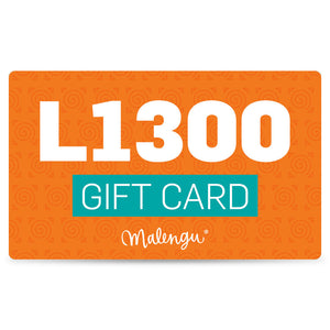 Gift Card L1,300