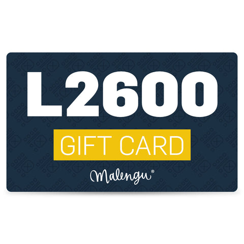 Gift Card L2,600