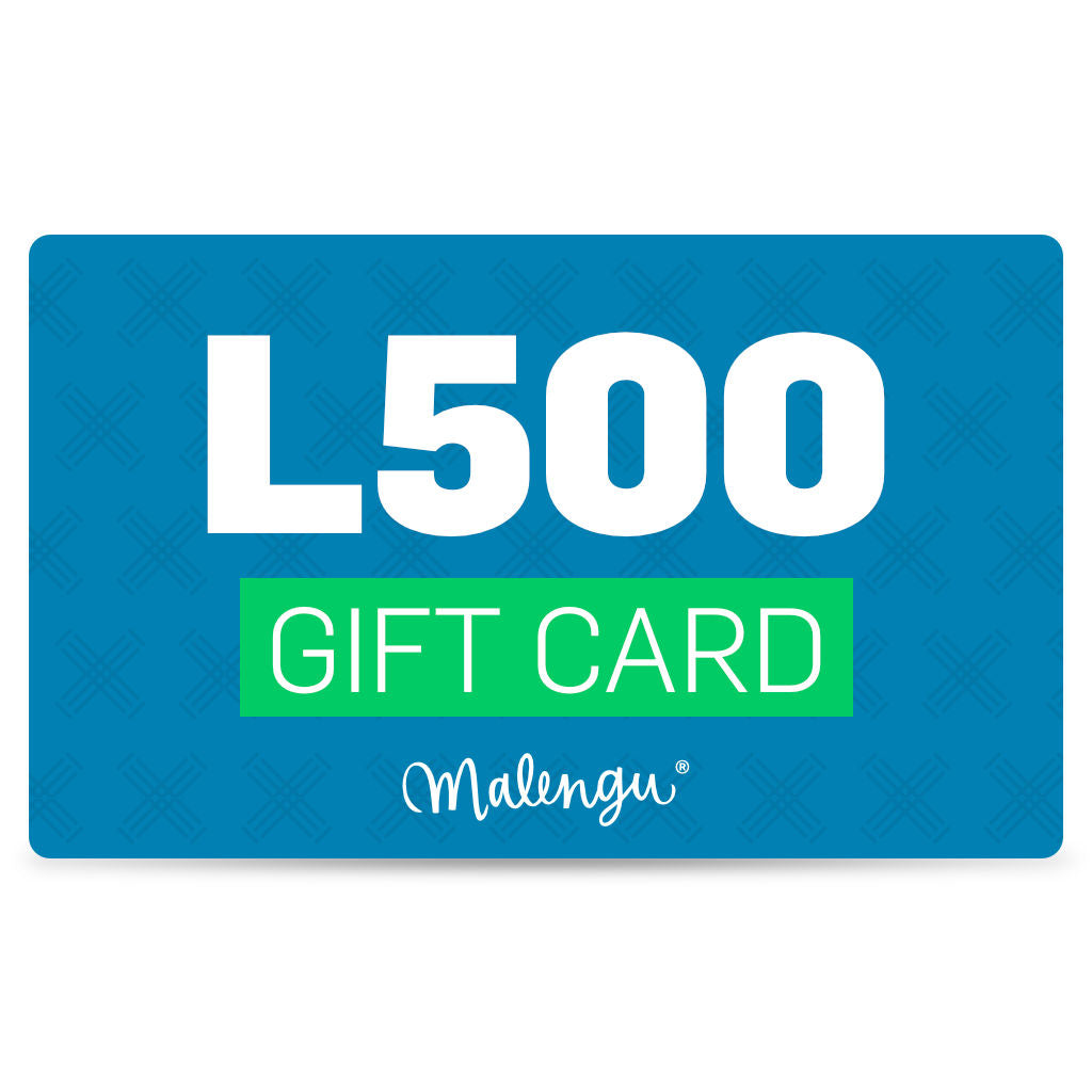 Gift Card L500
