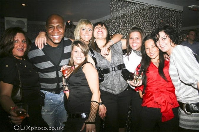 BACKTO95 7TH BIRTHDAY - MINISTRY OF SOUND - 20TH MARCH 2008