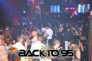 BACK TO 95 - GOOD FRIDAY - 9TH APRIL 2004 AT HEAVEN