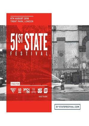 51ST STATE FESTIVAL 2016