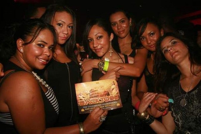 BACKTO95 LEGENDS OF THE OLDSKOOL - 30TH AUGUST 2009