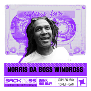 NORRIS DA BOSS WINDROSS
