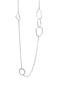 Discovery Long Necklace-Liv & B