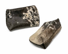 Load image into Gallery viewer, Cow Hair Leather Pouch-Liv & B