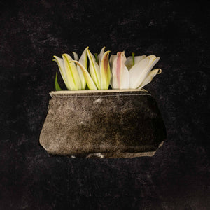Cow Hair Leather Pouch-Liv & B