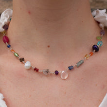 Load image into Gallery viewer, Multi Gemstone Necklace-Liv & B