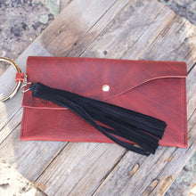 Load image into Gallery viewer, GNO Leather Handmade Clutch-Liv & B
