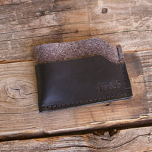Load image into Gallery viewer, Men's Leather Handmade Wallet