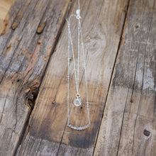 Load image into Gallery viewer, Diamond slice Necklace