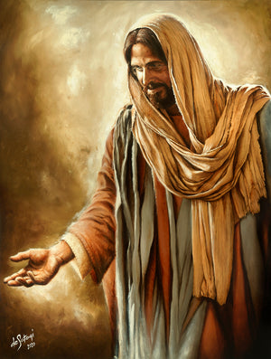 My Redeemer - Canvas Print