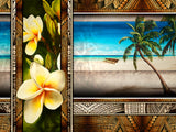 Pacific Beat - Canvas Print