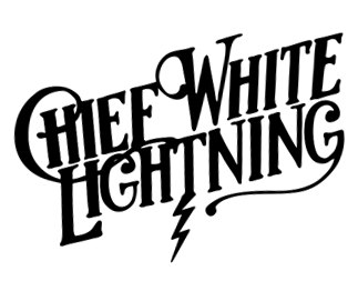 Chief White Lightning logo