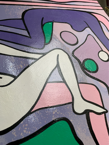 ECSTATIC NUDES 6 Original Painting