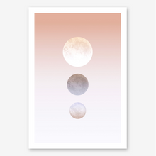 Load image into Gallery viewer, Moon Triplet