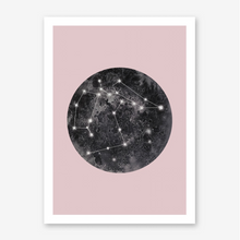 Load image into Gallery viewer, CONSTELLATION PINK Art Print