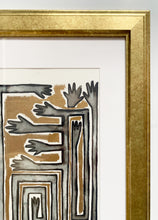 Load image into Gallery viewer, GOLD HANDS Framed Original