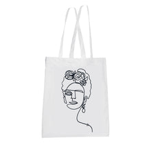 Load image into Gallery viewer, Frida Kahlo Tote Bag