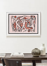Load image into Gallery viewer, PSYCHEDELIC NUDES 2 Art Print