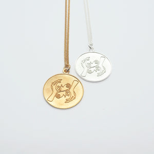 JULIE Gold Necklace