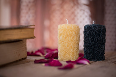 Rose Love Candle