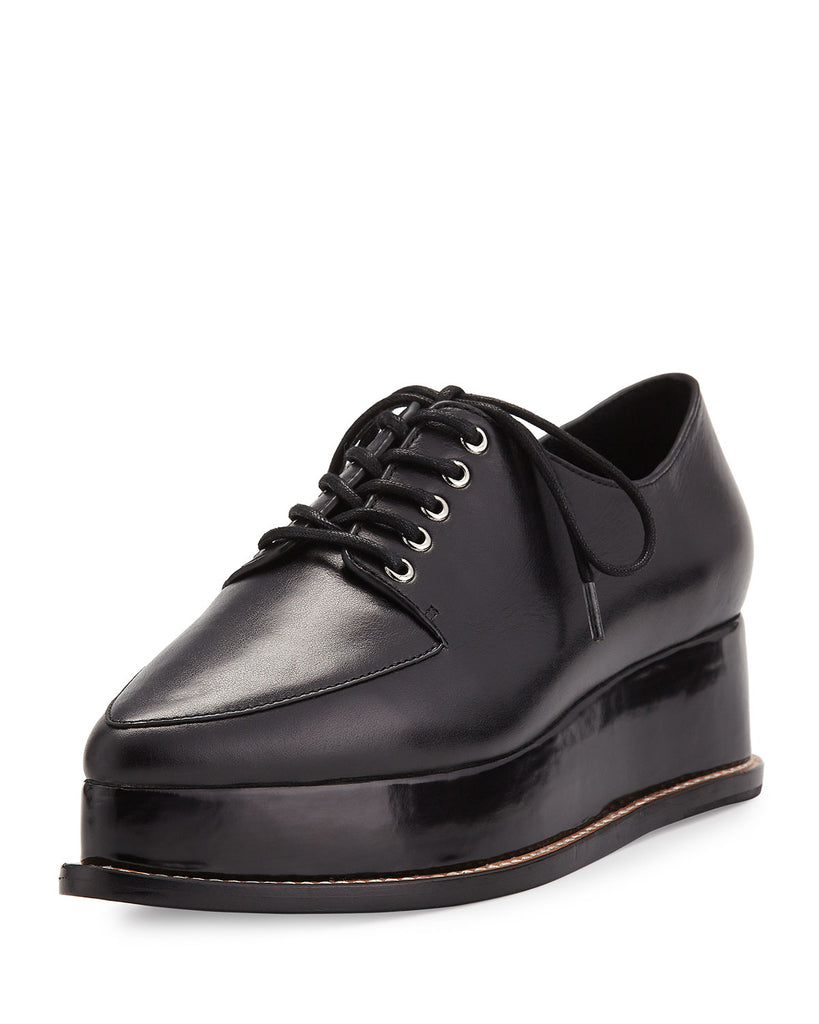 Eleanora Lace-Up Platform Oxford